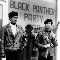 Black Panther Party 200x200